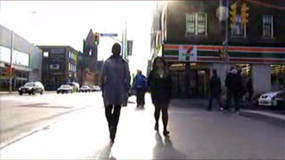 CBC TV - Urban Aboriginals - Nadya Kwandibens