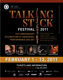 Talking Stick Festival 2011