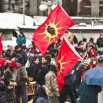 Idle No More Rally, Ottawa, ON – Jan. 11, 2013